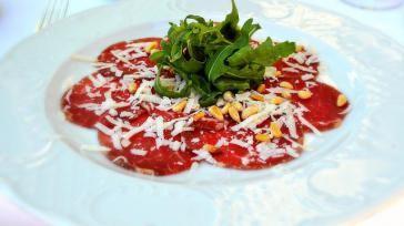 Carpaccio recept voor een makkelijke en authentieke salade