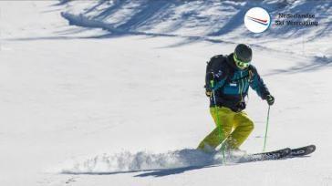 Hoe moet je remmen tijdens het skien Een noodstop maken