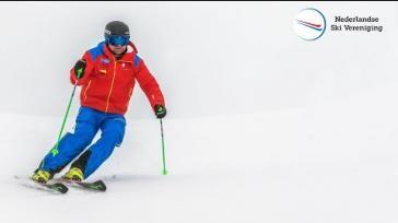 Actieve en snelle korte bochten skien zo doe je dat