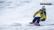 Je snowboard techniek verbeteren drie makkelijke tips