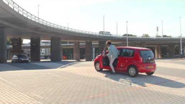 Auto delen: hoe gebruik je een Greenwheels deelauto.