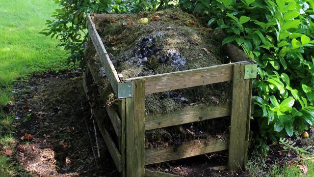 Composthoop maken: de beste plek en opbouw.