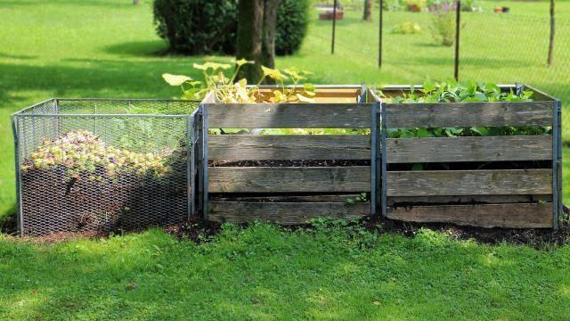 Starten met composteren: compostvat, composthoop en bak vergeleken.