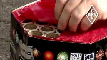 Hoe kun je een cakebox of multishot vuurwerk veilig afsteken