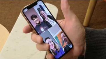 Whatsapp videobellen met je iPhone ook groepsbellen