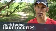 Hardlopen voor beginners 7 Tips
