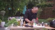 Hoe maak je gevuld Stokbrood met kruidenboter op de BBQ