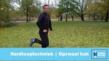 Hardlopen de juiste hielaanslag voor meer snelheid tips