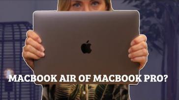 Welke MacBook moet ik kiezen Uitleg en tips