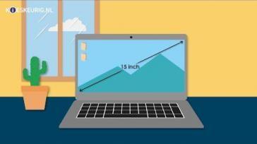 Aankoop laptop schermresolutie en schermgrootte uitgelegd