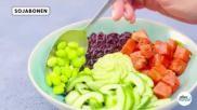 Hoe kun je een gezonde Vegan Poke Bowl maken