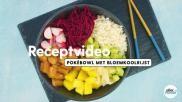 Recept poke bowl met bloemkoolrijst verse zalm en mango