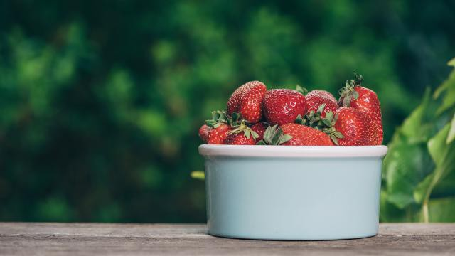 Hoe moet je aardbeien bewaren?