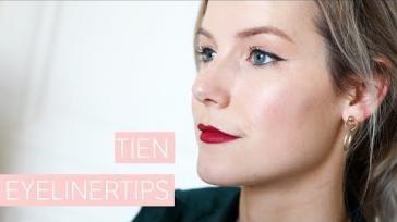 Hoe kun je eyeliner opdoen Handige tips
