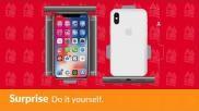 Hoe maak je simpel een iPhone surprise