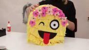 Hoe maak je een emoji surprise