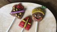Sinterklaas traktatie voor school pepernoten lolly s maken