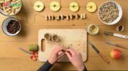 Hoe kun je een vogelvoer slinger maken