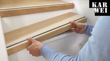 Hoe kun je zelf een trap renoveren