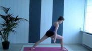Hoe voer ik de yoga Zonnegroet B uit