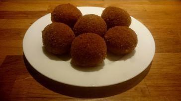 Recept zelf ambachtelijke bitterballen maken