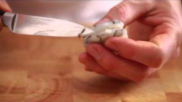 Hoe moet je garnalen pellen