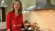 Hoe kun je doperwtjessoep met munt maken recept