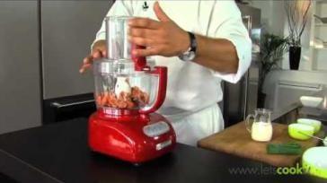 Hoe kun je een zalmmousse maken van gerookte zalmsnippers