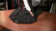 Koffer inpakken Hoe kun je makkelijk en snel een colbert opvouwen