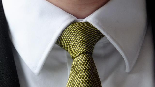 Hoe kun je de juiste stropdasknoop kiezen?