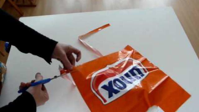 Hoe Kun Je Plastic Garen Maken Van Plastic Tassen Enkele Plastic