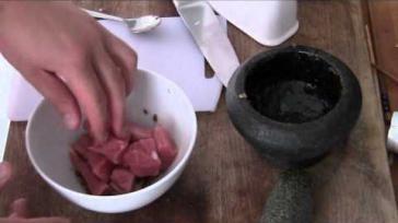 Hoe kun je varkenshaassate maken