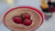 Hoe kun je frambozenmousse maken Een snel en makkelijk toetje