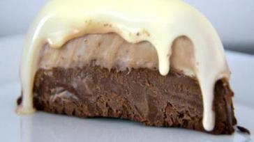 Hoe kun je een lekkere desserttaart van chocolade maken