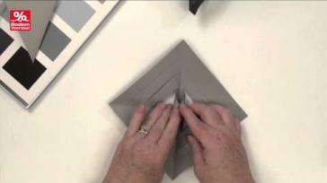 Hoe kun je een 3D kerstster knutselen als decoratie of voor in de kerstboom