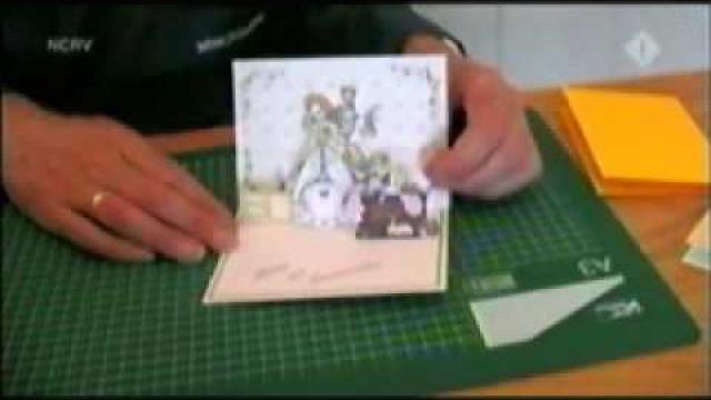 Bedwelming Hoe kun je zelf pop-up kaarten maken? - Instructies - Weethetsnel.nl @QK84