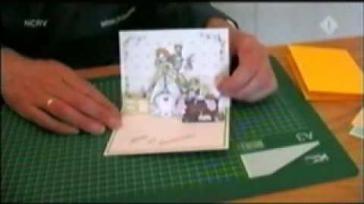Hoe kun je zelf pop up kaarten maken