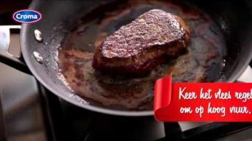Hoe kun je de perfecte medium biefstuk bakken