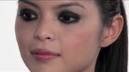 Hoe kun je een feestelijke make up met een glamour look maken