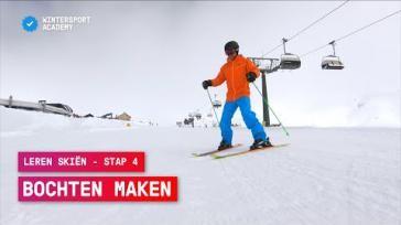 Hoe kun je een goede ploegbocht skien Basistechnieken van skien