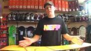 Hoe kun je zelf je snowboard onderhouden Deel 1 wax verwijderen en repareren