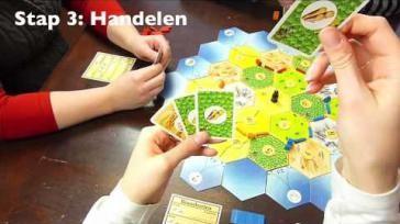 Hoe moet je het kaartspel de Kolonisten van Catan spelen De spelregels