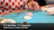 Hoe kun je cupcakes versieren met het Chanel logo