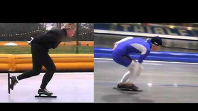 Hoe-kun-je-je-schaatstechniek-verbeteren-De-juiste-houding