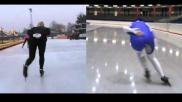 Hoe kun je je schaatstechniek verbeteren De plaatsing