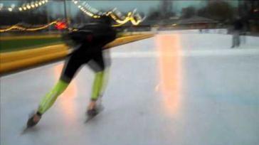 Hoe kun je je schaatstechniek verbeteren Het juiste ritme