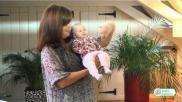 Hoe kun je jouw baby dragen om te troosten
