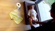 Hoe kun je een strikluier omdoen bij je baby