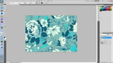 Hoe kun je een tekst met patroon maken in Photoshop